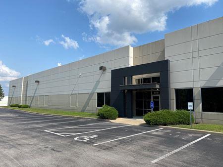 9779 Green Park Industrial Drive - Saint Louis