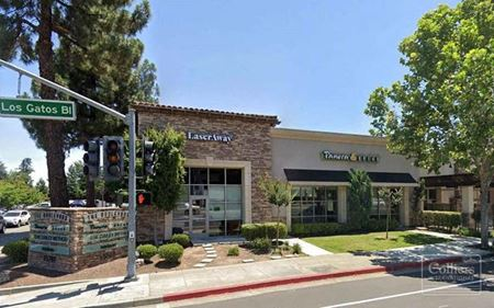 RETAIL SPACE FOR LEASE - Los Gatos