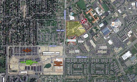 Lowry Town Center - Denver