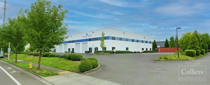 For Lease > Functional Hillsboro Warehouse