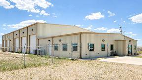 ±25,860 SF Industrial Shop(s) & Office | ±10.72 Acre Stabilized Yard - Williston