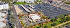 Office Building for Sale in Phoenix Current Use Credit Union Branch