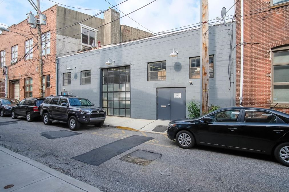 Creative Office Space in Northern Liberties
