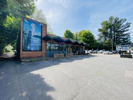 Restaurant Space For Lease near Grove Park Inn - Asheville