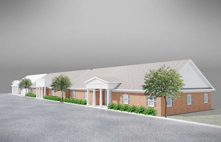 Executive Oaks Office Condo's - New Construction - Chattanooga