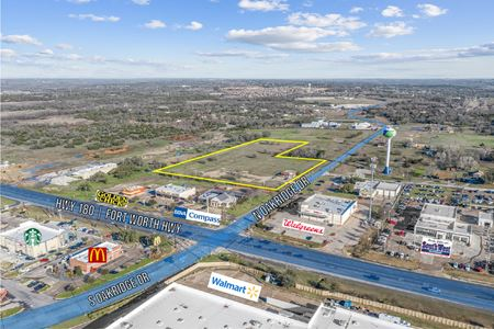 Outstanding Retail Development Site - Hudson Oaks