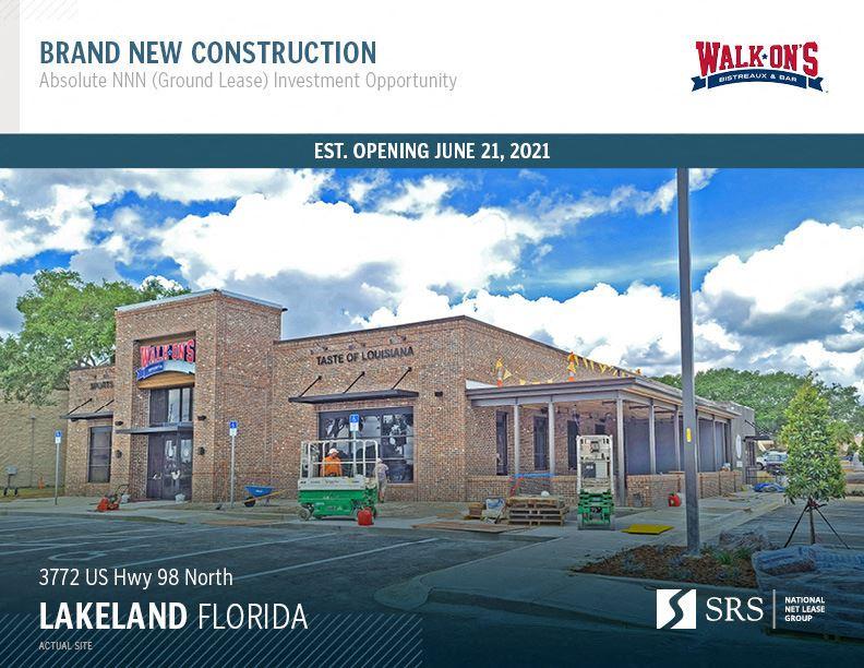 Lakeland, FL - Walk On's