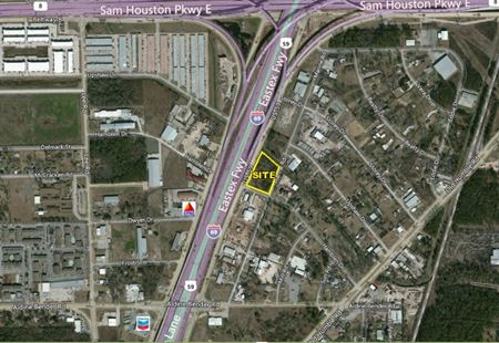 +/- 2.23 Acres on Highway 59 N, just south of Beltway 8 - Humble