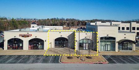 Bellafont Retail Park - Fayetteville