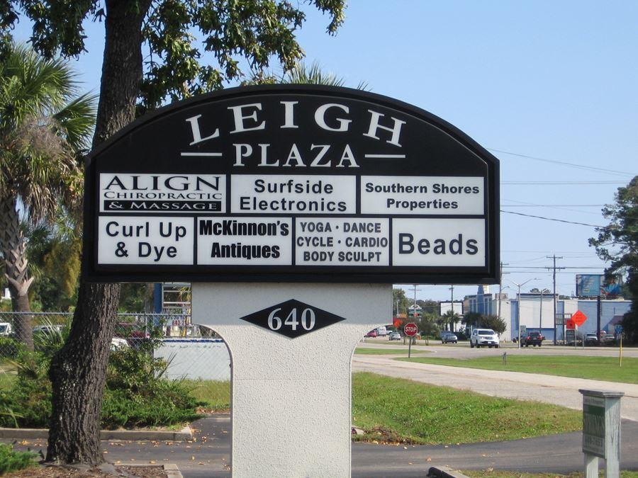 Leigh Plaza Hair Salon