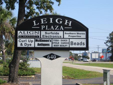 Leigh Plaza Hair Salon - Myrtle Beach