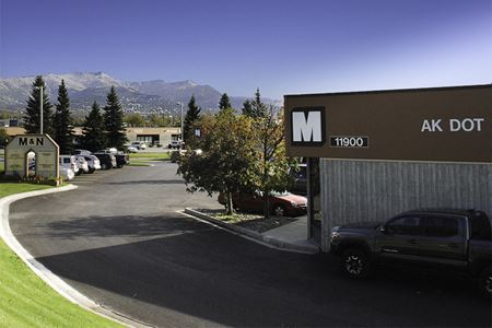 Huffman Business Park - Building M - Anchorage