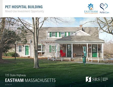Eastham, MA - PetVet Care (Eastham Vet Hospital) - Eastham
