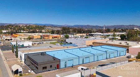Owner/User or Investment Sale   Industrial Building - Escondido