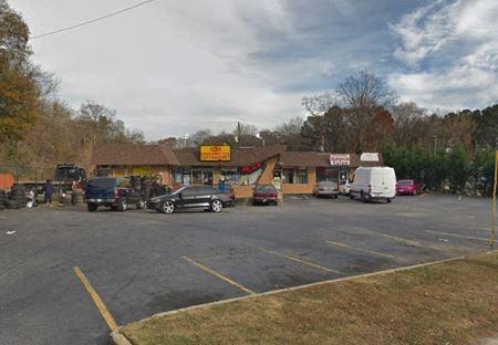 For Lease Unit C Retail Center-Atlanta MSA - Atlanta