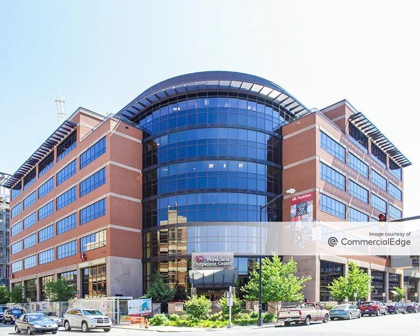 University of Louisville Physicians Outpatient Center