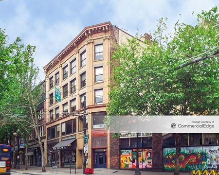 Mottman Building - Seattle