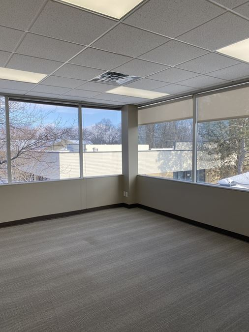 Crown Office Building Sublease
