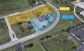 SW Regional Airport Blvd, Lot 18, Bentonville, Arkansas - Bentonville