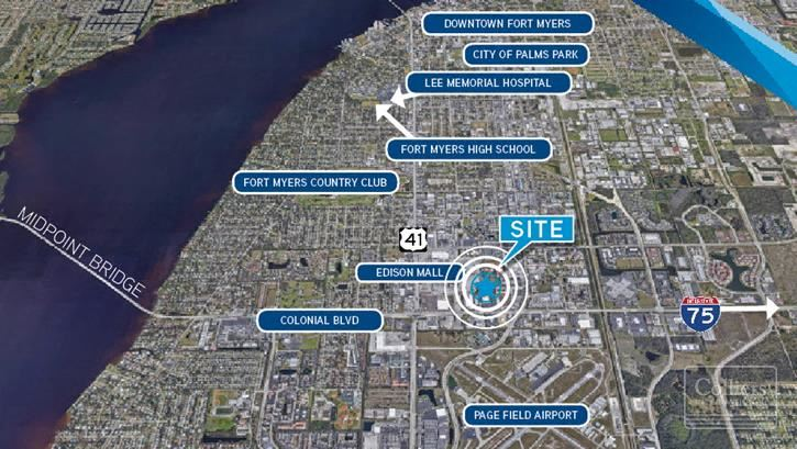 Motivated Seller! Infill Development Opportunity | 2.26 Acres in Fort Myers, FL