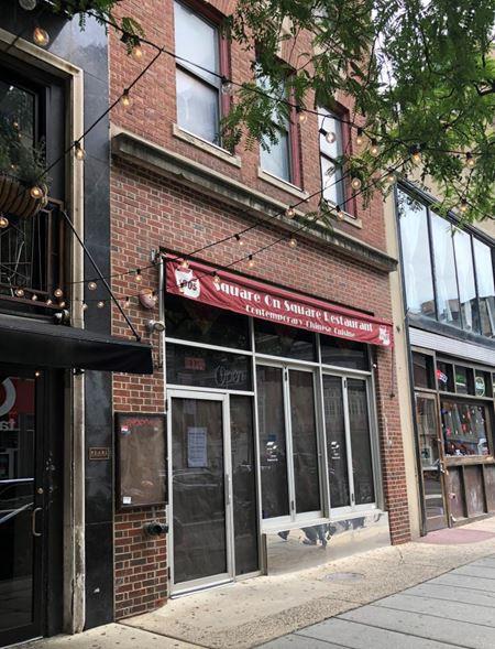 Rare Rittenhouse Square Vented Restaurant Space - Philadelphia