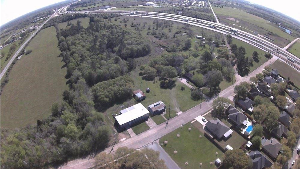 21.55 Acres of Land on Ward Bend Road & I-10