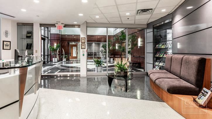 Crosspoint Plaza One — Common Area Improvements Completed