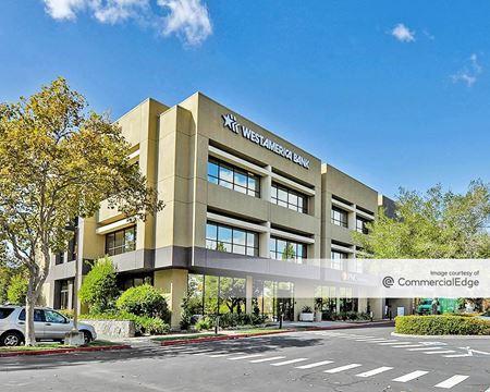 West America Bank Building - Pleasanton
