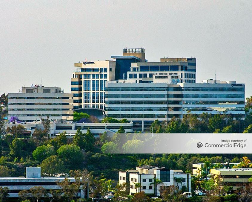 Qualcomm Pacific Center Campus - T & S Buildings