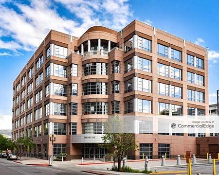 Social Hall Plaza - Salt Lake City