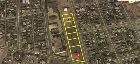 Lot G NWC of F Street and Firebaugh - Exeter