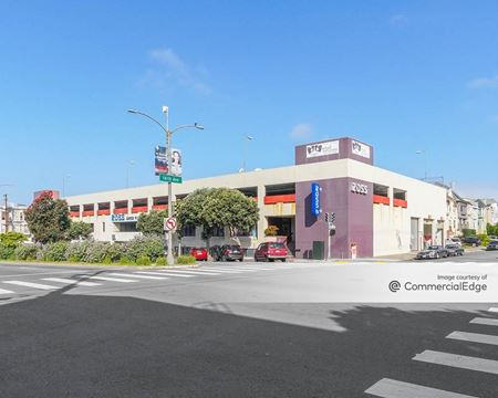 Geary Mall - San Francisco