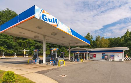 Gulf Gas Station with Convenience Store - Newburgh
