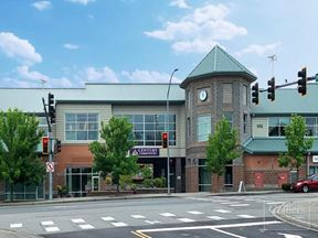 Newberry Square - second floor office space in Lynnwood