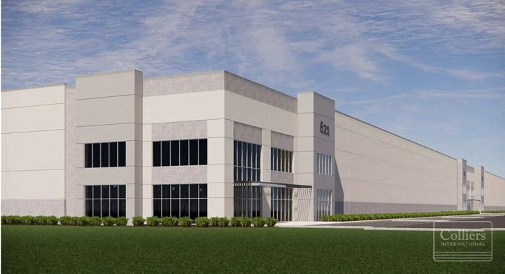±210,600 SF Speculative Development in Carolina Pines Industrial Park