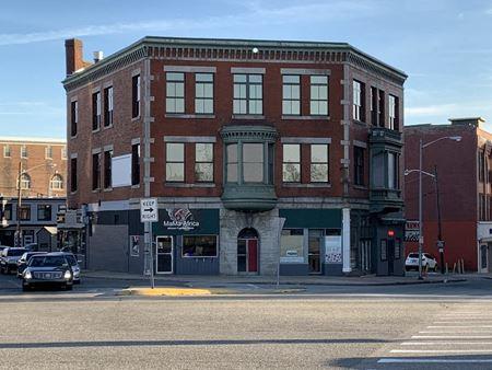 Beswick Building - Pawtucket