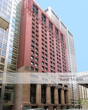 Harris Bank Building - East & Center Buildings