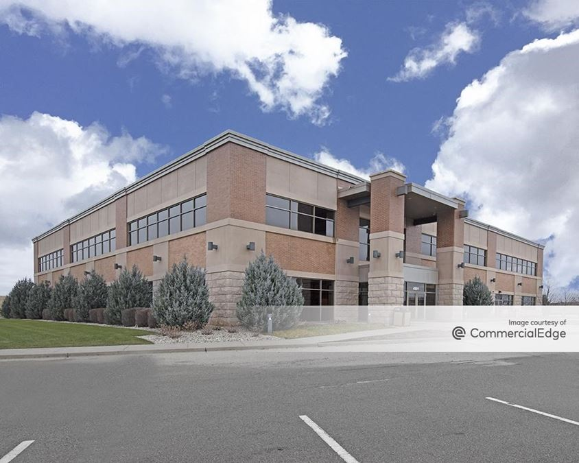 The American Center Business Park - 4901 Eastpark Blvd