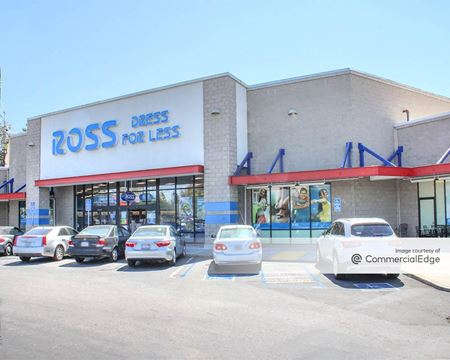 The Rengstorff Center - 1030 North Rengstorff Avenue - Mountain View