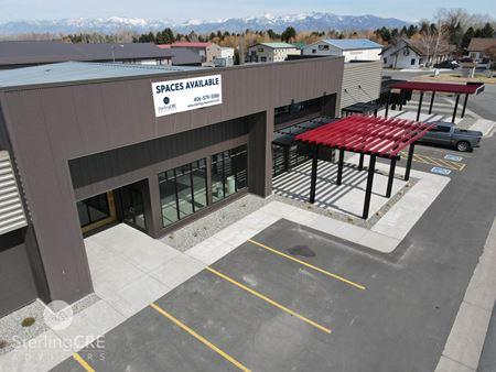 High Traffic Retail Center at Four Corners - Bozeman