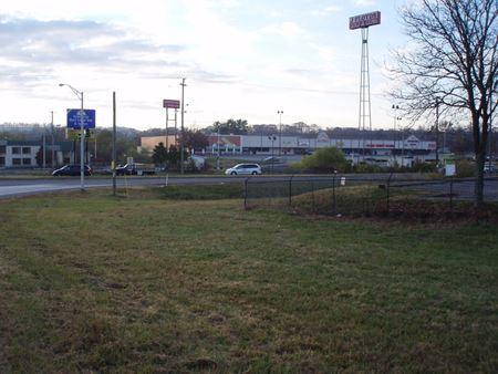 Merchant Village Shopping Center - Knoxville