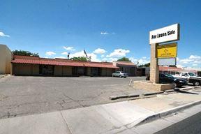 1301 & 1303 San Pedro - Albuquerque