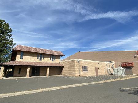 Cubix Building - Carson City