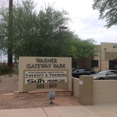 Warner Gateway Park Office for Lease - Chandler