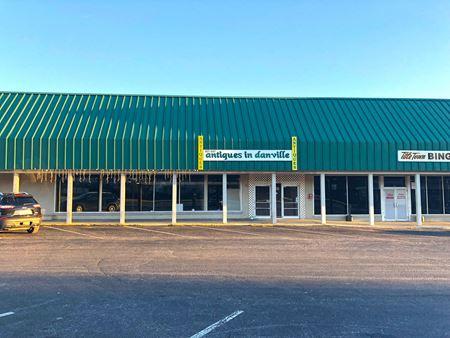 Greenleaf Shopping Center - Danville