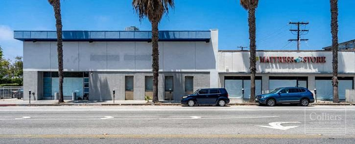 Redevelopment Opportunity for Sale in Santa Monica
