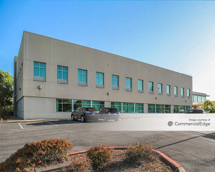 Mercy Hospital of Folsom - Medical Offices - 1580 & 1600 Creekside Drive