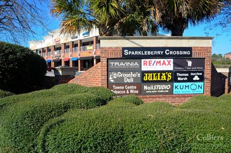 Sparkleberry Crossing ±4,823 SF Available in Columbia - Columbia