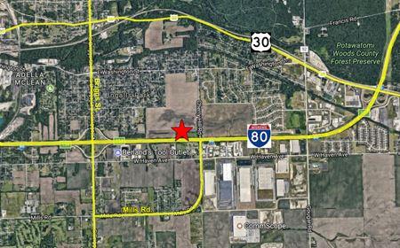 Industrial Development Lots - Joliet