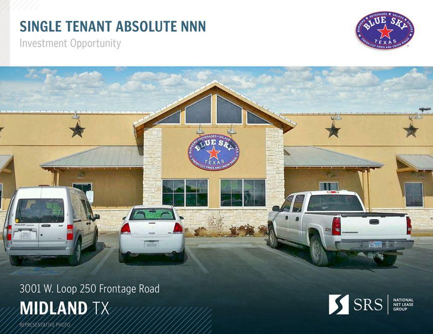 Midland, TX - Blue Sky Burger